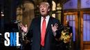 Donald Trump Monologue SNL