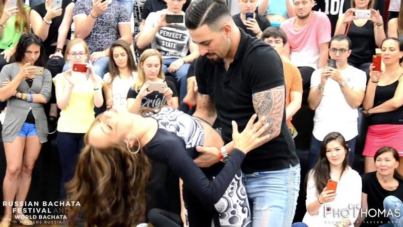 Daniel y Anna [Casate Conmigo] @ Russian Bachata Festival 2018
