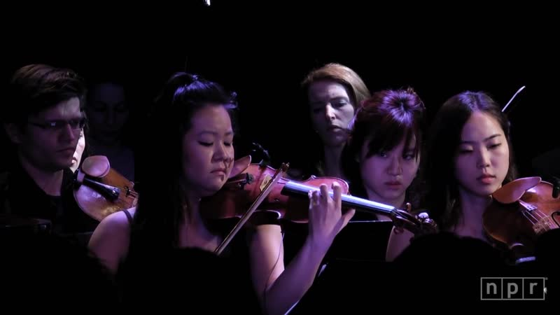 18.04.2013-Ólafur Arnalds-NPR Music FRONT ROW.18.04.2013.New York City(USA).(Дата-05.06.2013г.YouTube-NPR Music)