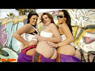 Jayden, Penny Flame, Mackenzee Pierce - Ballin in Venice Beach
