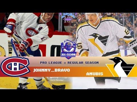 NHL94 SEASON 12 - partizan vs 3Phone