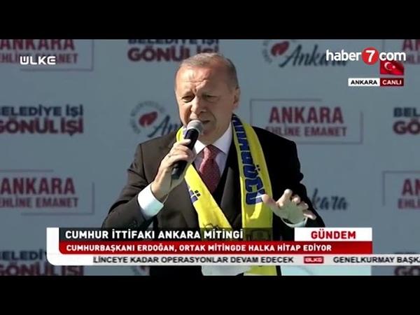Cumhurbaşkanı Erdoğan açıkladı 450 bin kişi katıldı SİYASET Haberleri ~Haberler 282