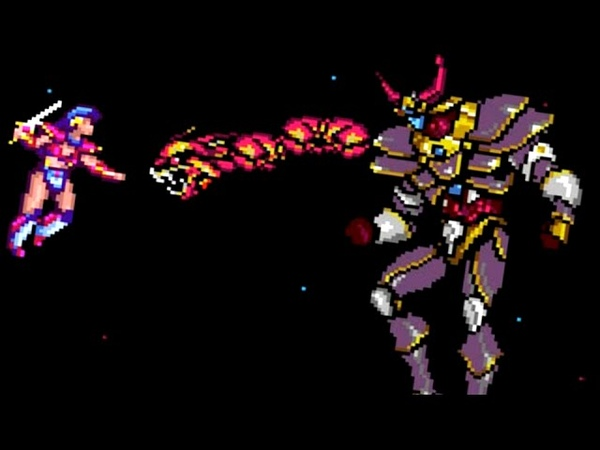 Valis 2 (PC Engine) All Bosses (No Damage)