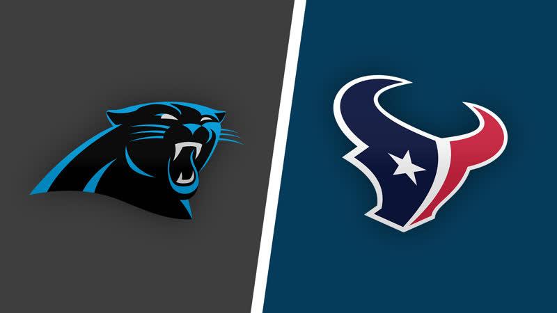 Week 04 / 29.09.2019 / CAR Panthers @ HOU Texans