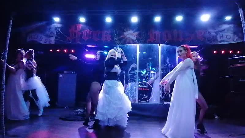 18 01 2020 Corpse Bride в ROCK HOUSE Witchcraft Gothic Bitch