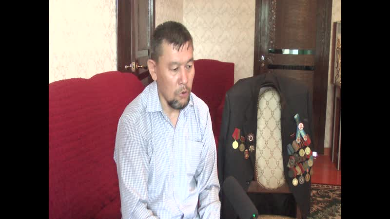 Түркістан ақпарат Ұлы Отан соғыс ардагері Ибадулла Абдураймов 06 05 2020