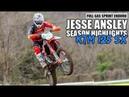 KTM 125SX | Full Gas Sprint Enduro Series 2019 Highlights | Jesse Ansley