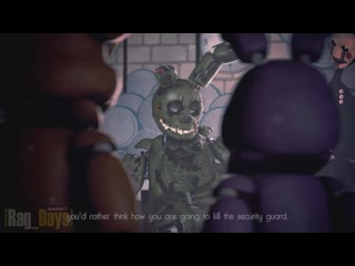 [Rag_Days] Animation - (FNAF Rag Days animation Eng sub).mp4