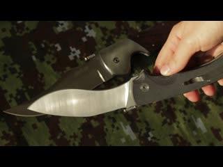 Очень крупные складные ножи.