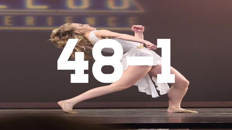 Chloe Lukasiak Solos Ranked 48-1 | Dance Moms