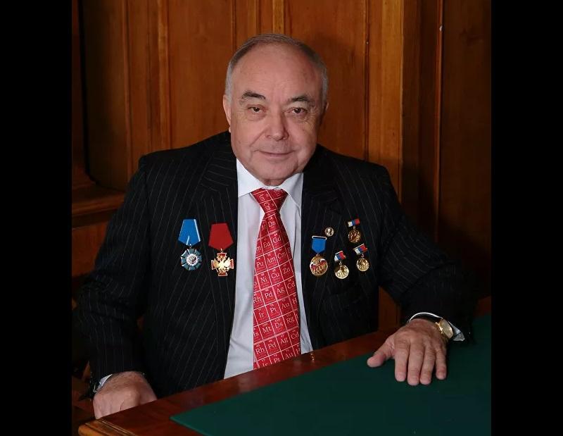 Умер президент химического факультета МГУ Валерий Лунин