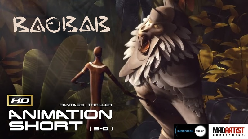 CGI 3D Animated Short BAOBAB Award Winning Emotional Animation Film by Supinfocom