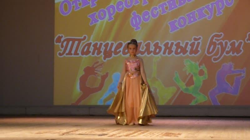 Котина Василина Соло шоу дети 1