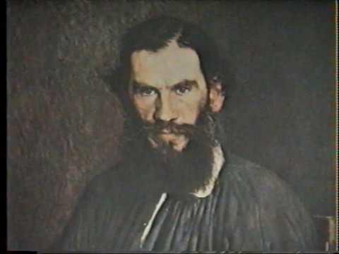 Лев Толстой в нашем крае авторы сценария: И. П. Афанасьев А. В. Степанов 1996 г.