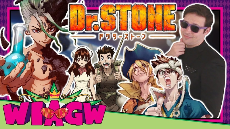 This Anime Will Raise Your IQ by ¹⁰ ᴮᴵᴸᴸᴵᴼᴺ🚀 Dr. Stone - WIAGW