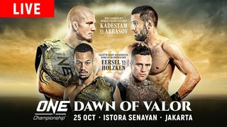 ONE: DAWN OF VALOR