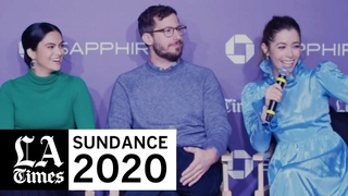 'Palm Springs' brings the funny with Andy Samberg and Cristin Milioti | Sundance Film Festival 2020
