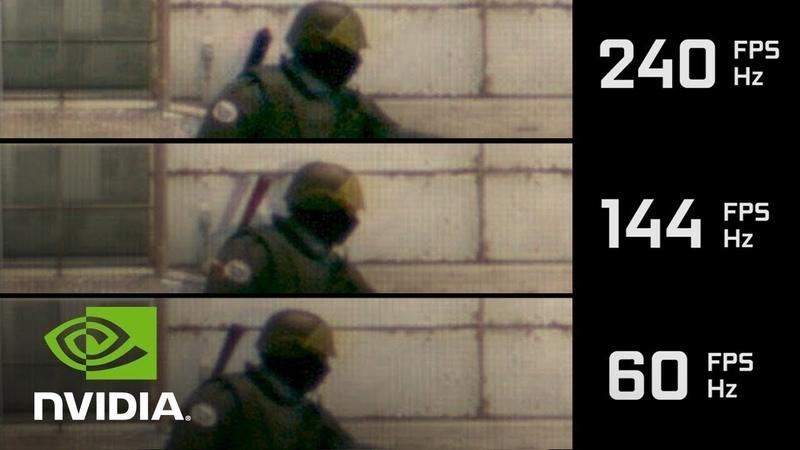 Высокий FPS на GeForce в CS GO СЛОУ МО Видео