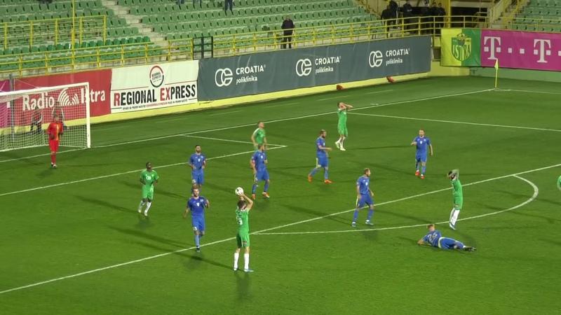 ISTRA 1961 vs INTER-ZAPREŠIĆ 1:2 (osmina finala, Hrvatski nogometni kup 19/20)