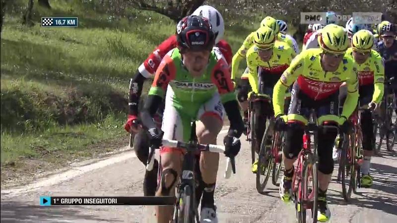 Ciclismo Cup 2018 Coppi e Bartali Tappa 1