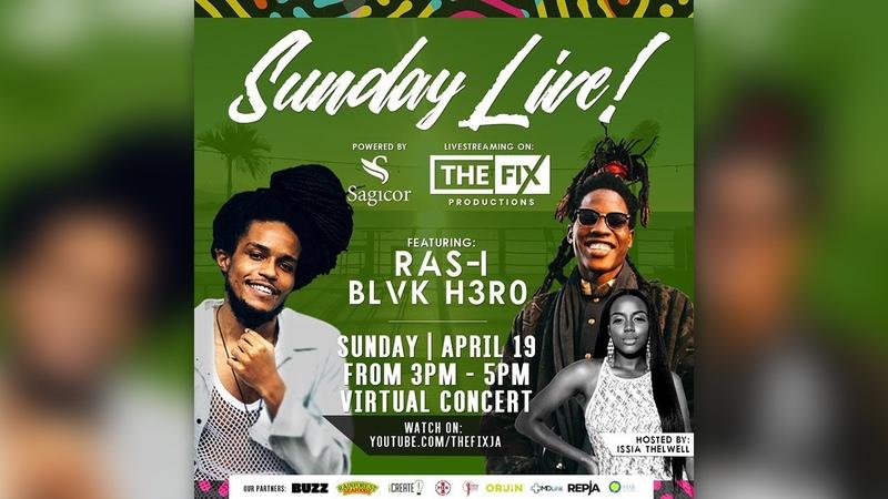 Sunday Live! - Episode 4 (ft. Ras-I Blvk H3ro)