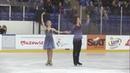 Ksenia KONKINA Pavel DROZD RUS Free Dance 2019 Warsaw Cup