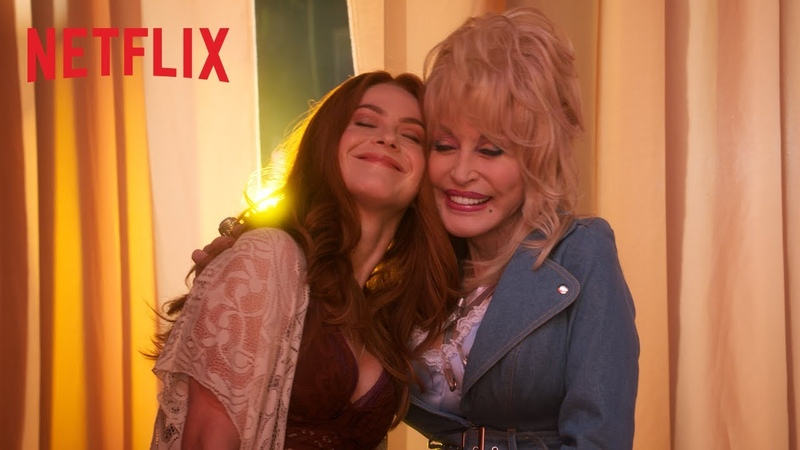 Dolly Parton's Heartstrings Stories Behind the Songs Netflix