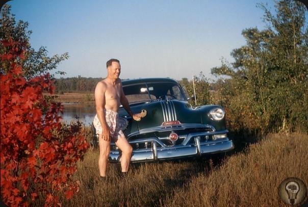 Дороги, люди, автомобили: Америка пятидесятых «на колесах»