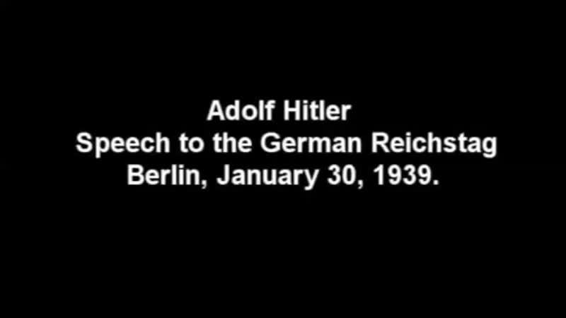 Adolf Hitler reconoced a vuestro enemigo común el judio.mp4