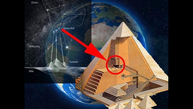 Velika Piramida Egipta Ovo nas NE UČE Izgubljena Drevna Tehnologija