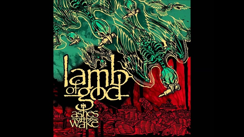 Lamb of God - Break You (Lyrics) [HQ]