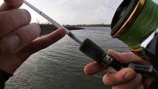 Рыбалка на спиннинг, клевала щука, окуня не было. Половили на ультралайт .