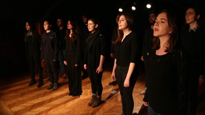 Türkiye Komünist Gençliği Ekim Devrimi'ni selamladı Genç Ekimler şarkısı