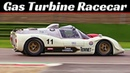 1968 Howmet TX Gas Turbine Racecar - Amazing JET Sound Action at Imola Classic by Peter Auto