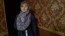 Модные и стильные намотки из павловопосадской шали осенние колокола 15