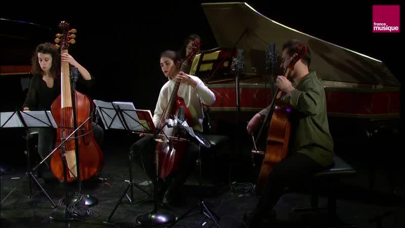 M Marais Prélude en sol mineur B Marcello Sonate en trio en ut mineur op 2 n° 2 Cet Étrange Éclat