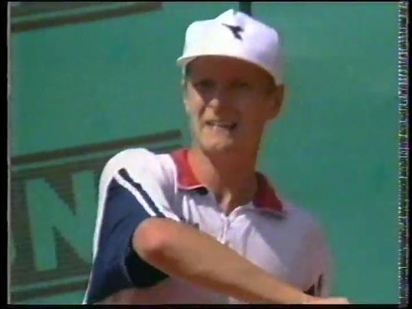 Yevgeny Kafelnikov vs Michael Stich 1996 French Open Final