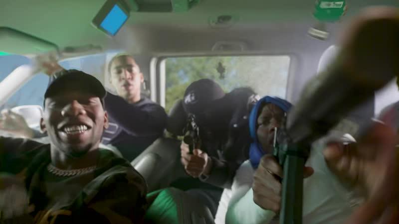 DaBaby Blocboy JB Mini Van