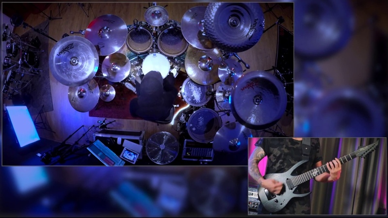 141 Nevermore - The Sound Of Silence - Cover w/Ola Englund