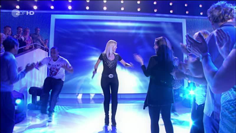 C.C. Catch - Anniversary Mega-Mix (ZDF HD 'Die ZDF-Hitparty' 31.12.2011)