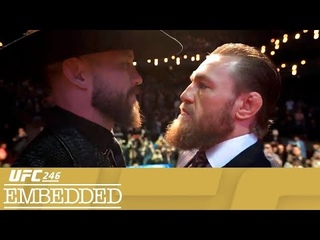 UFC 246: Embedded - Эпизод 4