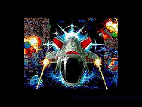 R-Type 128k Remake Music (musicdisk) - Goodboy/tiboh [zx spectrum AY Music Demo]