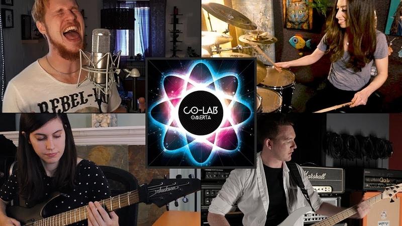 Lamb of God - Omerta - Co-Lab Cover