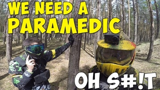 PAINTBALL FUNNY MOMENTS & FAILS   Paintball Shenanigans (Best of Tex)