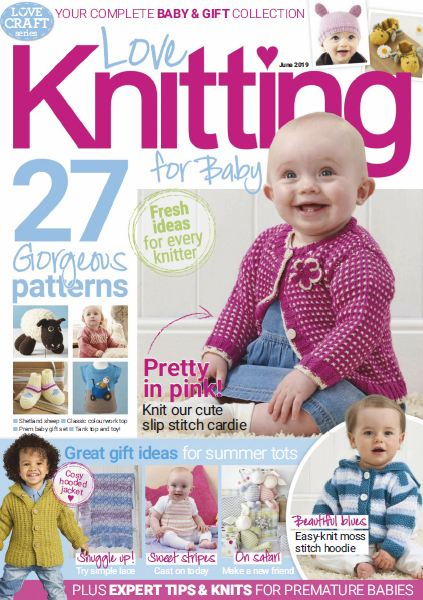 Love Knitting for Babies 06