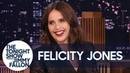 Felicity Jones and Eddie Redmayne Trade Insults on Set