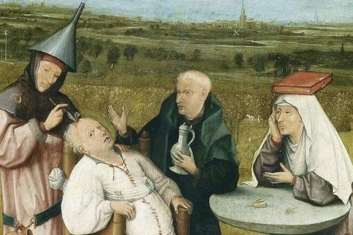 Случай из истории крестовых походов, который неплохо описывает медицину начала XII в.