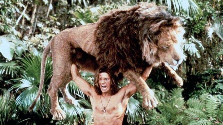 Джордж из джунглей George of the Jungle 1997 боевик комедия приключен