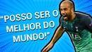 """""""POSSO SER O MELHOR DO MUNDO"""" - LUCAS MOURA, três gols na semifinal da Champions League"""