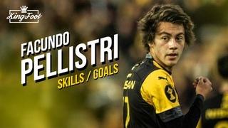 Facundo Pellistri 2020 ● Skills, Goals & Assists ● Pearol ● HD